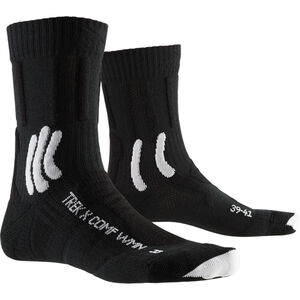 X-Socks Trek X COMF Socks Damen black print black print