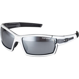 Tifosi Escalate SF Glasses Herren white/gunmetal - smoke/ac red/clear white/gunmetal - smoke/ac red/clear