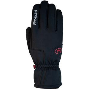 Roeckl Windstopper Softshell Handschuhe black black