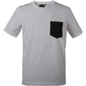 DIDRIKSONS Denny T-Shirt Herren grey melange grey melange