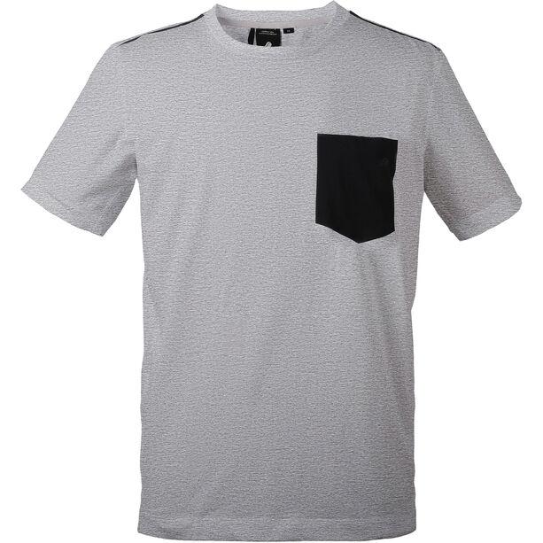 DIDRIKSONS Denny T-Shirt Herren grey melange