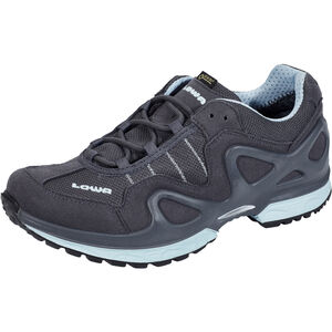 Lowa Gorgon GTX Shoes Damen anthracite/ice blue anthracite/ice blue