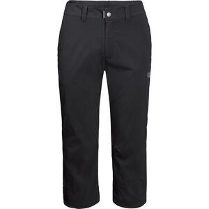 Jack Wolfskin Activate Light 7/8 Pants Herren black black