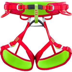 Climbing Technology Anthea Seat Harness Damen green/pink green/pink