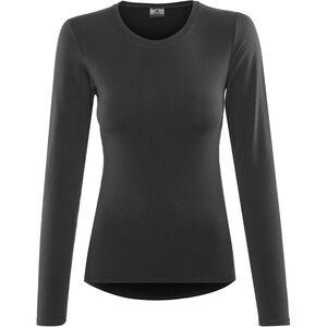 Craft Essential Warm Round-Neck LS Shirt Damen black black