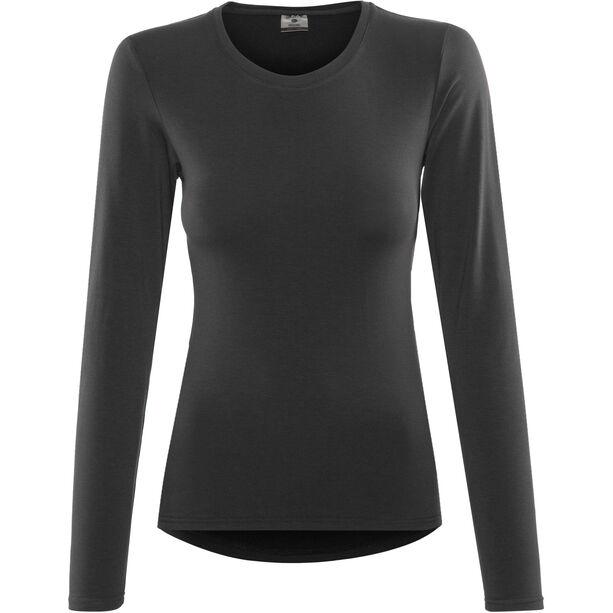 Craft Essential Warm Round-Neck LS Shirt Damen black
