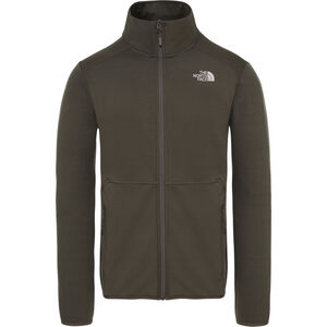The North Face Quest Full-Zip Jacke Herren new taupe green new taupe green