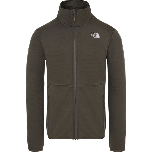 The North Face Quest Full-Zip Jacke Herren new taupe green