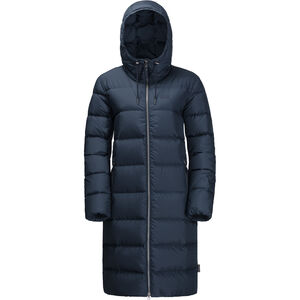 Jack Wolfskin Crystal Palace Coat Damen midnight blue midnight blue