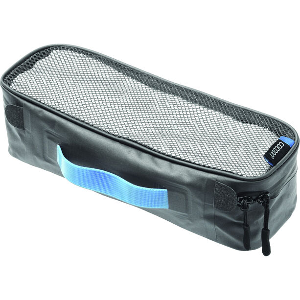 Cocoon Packing Cube with Open Net Top Small blue
