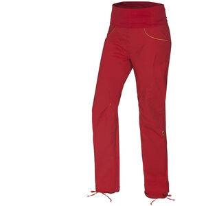 Ocun Noya Pants Damen red/yellow red/yellow