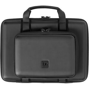 "Douchebags The Hacker 15"" Laptop Case w/ Pouch black black"