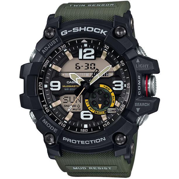CASIO G-SHOCK GG-1000-1A3ER Watch Men green/black/grey