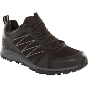 The North Face Litewave Fastpack II GTX Shoes Herren tnf black/ebony grey tnf black/ebony grey