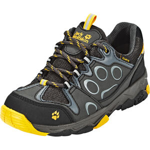 Jack Wolfskin MTN Attack 2 Texapore Hiking Shoes Low Cut Kinder burly yellow burly yellow