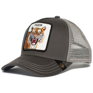 Goorin Bros. Eye Of The Tiger Trucker Cap grey grey