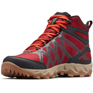 Columbia Peakfreak X2 Mid Shoes Outdry Men red jasper/super sonic red jasper/super sonic