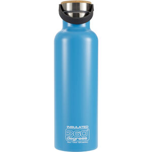 360° degrees Vacuum Insulated Drink Bottle 750ml aqua