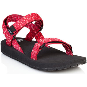 SOURCE Classic Sandals Damen tribal red tribal red