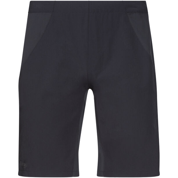 Bergans Fløyen Shorts Herren black/solid charcoal