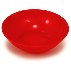 GSI Cascadian Bowl red red