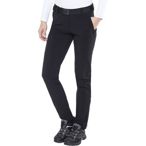 Maier Sports Inara Slim Pants Damen black black