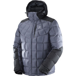 Salomon Icetown Jacket Herren dark grey heather dark grey heather