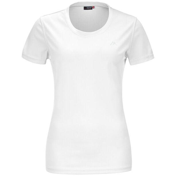Maier Sports Waltraud T-Shirt Damen white