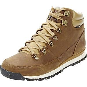 The North Face Back-To-Berkeley Redux Leather Shoes Herren Dijon Brown/Vintage White Dijon Brown/Vintage White