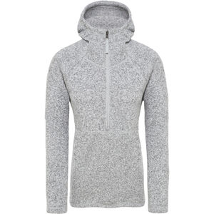 The North Face Crescent Hoody Damen tnf light grey heather tnf light grey heather