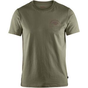 Fjällräven Forever Nature Badge T-Shirt Herren green green