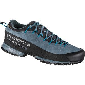 La Sportiva TX4 GTX Shoes Herren slate/tropic blue
