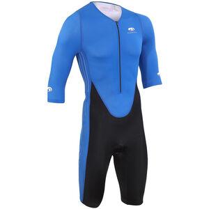 blueseventy TX2000 Kurzarm-Triathlonanzug Herren blue/black blue/black