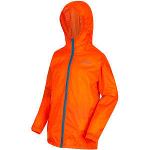 Regatta Pack It III Jacket Kinder blaze orange blaze orange