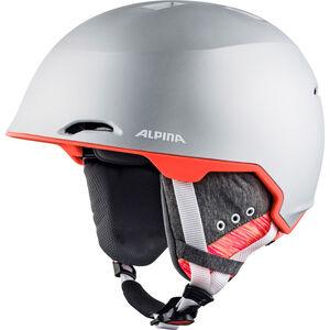 Alpina Maroi Ski Helmet silver-flamingo matt silver-flamingo matt
