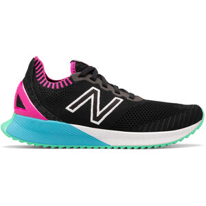 New Balance FuelCell Echo Schuhe Damen black/pink/blue black/pink/blue