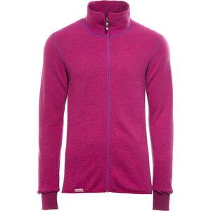 Woolpower 400 Colour Collection Full-Zip Jacket cherise/purple