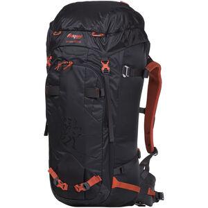 Bergans Helium PRO 55 Backpack solidcharcoal/koi orange solidcharcoal/koi orange