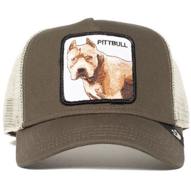 Goorin Bros. Pitbull Trucker Cap grey