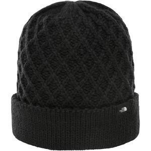 The North Face Shinsky Beanie tnf black criss cross stitch tnf black criss cross stitch