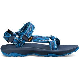 Teva Hurricane XLT 2 Sandals Kinder delmar blue delmar blue