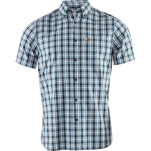 Fjällräven Övik SS Shirt Herren dusk