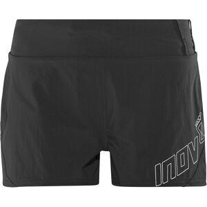 "inov-8 AT/C 2.5"" Racer Shorts Damen black black"