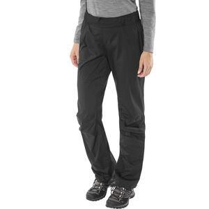 Black Diamond Stormline Stretch Rain Pants Damen black black