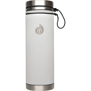 MIZU V7 Insulated Bottle with V-Lid 700ml glossy white le glossy white le
