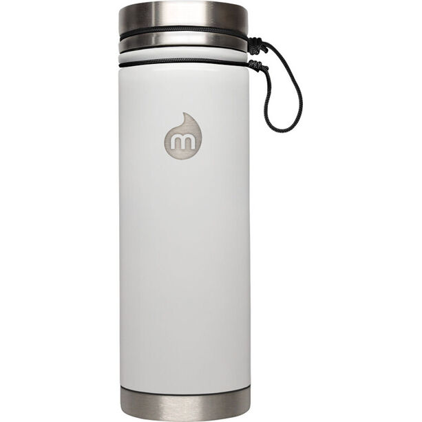 MIZU V7 Insulated Bottle with V-Lid 700ml glossy white le