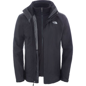 The North Face Evolution II Triclimate Jacket Herren tnf black tnf black