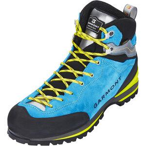 Garmont Ascent GTX Boots Herren aqua blue/light grey aqua blue/light grey