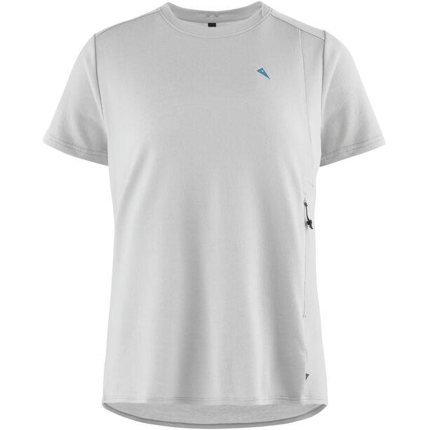 Klättermusen Vee Kurzarm T-Shirt Damen frost