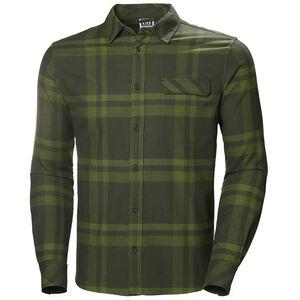 Helly Hansen Classic Check Langarm Shirt Herren forest night plaid forest night plaid